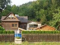 Chalupa k pronajmutí - dovolená Koupaliště Jasenná rekreace Bystřička
