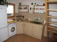 Přízemí - kuchyňský kout