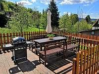 Chata Bacov - chata k pronajmutí - 4 Prostřední Bečva