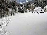 Blízké okolí chaty - Prostřední Bečva