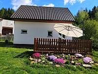 Chata Bacov Prostřední Bečva - k pronájmu