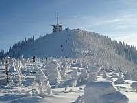 Lysá hora - Prostřední Bečva