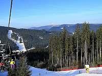 Ski areál Bílá - Prostřední Bečva