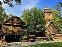 Valašské muzeum v přírodě - chata k pronájmu Prostřední Bečva