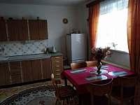 kuchyn - apartmán k pronájmu Prostřední Bečva