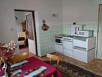 kuchyn - pronájem apartmánu Prostřední Bečva