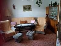obývací pokoj - apartmán ubytování Prostřední Bečva