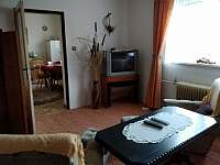 obývaví pokoj - apartmán k pronájmu Prostřední Bečva