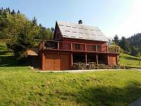 Chata k pronajmutí - zimní dovolená Hutisko-Solanec