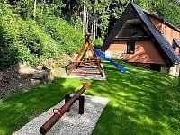 ubytování Skiareál Velké Karlovice - Machůzky na chatě k pronájmu - Karolinka