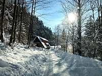 ubytování Bílé Karpaty na chatě k pronájmu - Karolinka