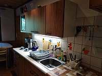 Kuchyně v přízemí - Ostravice