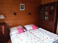 Ložnice přízemí - chalupa ubytování Ostravice