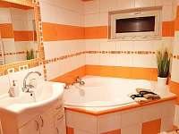 I. Apartmán   Koupelna s WC - Čeladná