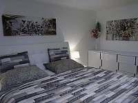 I. Apartmán   Ložnice - k pronajmutí Čeladná