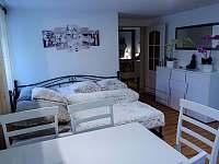 I. Apartmán   Obývací pokoj - pronájem Čeladná