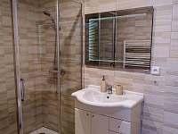 II. Apartmán   Koupelna s WC - Čeladná