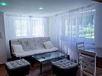 II. Apartmán   Obývací pokoj - Čeladná