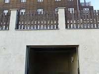 apartmán Staré Hamry - Garáž
