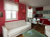 apartmán Staré Hamry - Jídelní kout