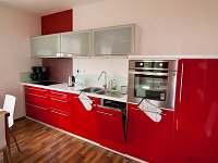 apartmán Staré Hamry - Kuchyně -