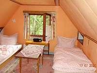 Pokoj - pronájem chaty Dolní Lomná