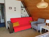 pokoj 1 - chata ubytování Semetín