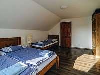 Apartmán 1 - 4+1, vlastní koupelna s WC - Rožnov pod Radhoštěm