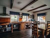 plně vybavená kuchyň s myčkou - Rožnov pod Radhoštěm