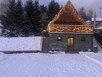 Chata o Vánocích - Prostřední Bečva