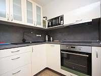 kuchyně - chata ubytování Prostřední Bečva