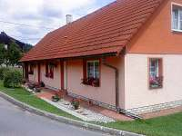 Levné ubytování Vodní nádrž Horní Bečva Rodinný dům na horách - Prostřední Bečva