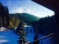 výhled z balkónu ap. Standard plus