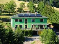 Rekreační dům na horách - dovolená Koupaliště Jasenná rekreace Liptál