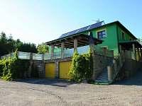 Rekreační dům s bazénem - rekreační dům k pronajmutí - 4 Liptál