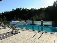 Rekreační dům s bazénem - rekreační dům k pronajmutí - 11 Liptál