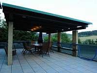 Rekreační dům s bazénem - rekreační dům k pronajmutí - 8 Liptál
