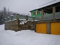 Rekreační dům s bazénem - rekreační dům - 41 Liptál