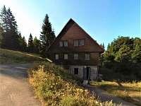 Chata Sulov Bílý Kříž - ubytování Staré Hamry