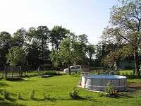 Zahrada s bazénem - Kunčice pod Ondřejníkem