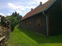 ubytování na Kroměřížsku Chalupa k pronajmutí - Rajnochovice
