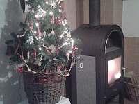 vánoční pohodička - chalupa k pronájmu Rajnochovice