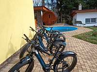 "4x E-kolo Fat E-Bike Braga 26"" - Horní Bečva"