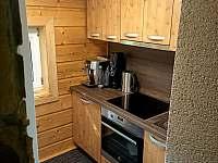 Kuchyně - chata k pronájmu Horní Bečva