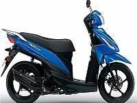 Scooter Suzuki Address 110 - Horní Bečva
