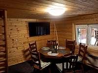 Společenská místnost hlavní chata - Horní Bečva