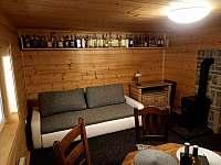 Společenská místnost hlavní chata - pronájem Horní Bečva