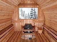 Sudová sauna - Horní Bečva