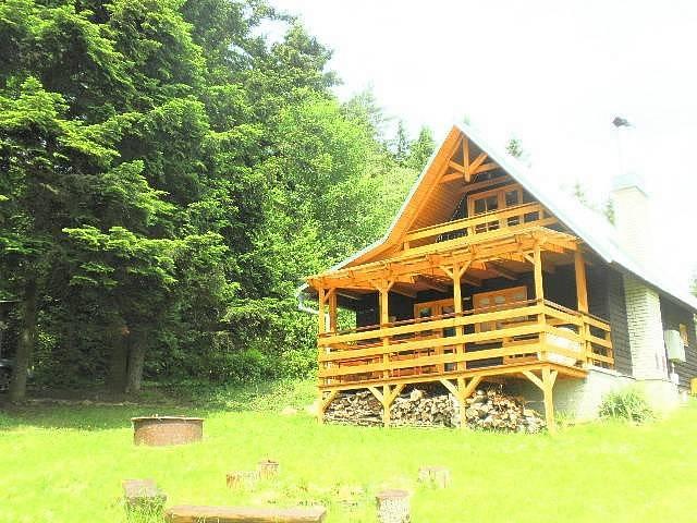 be8fc48539d chata ubytování Valašské Klobouky Beskydy