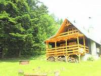 ubytování Valašské Klobouky Chata k pronájmu